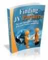 Finding JV Partners Mrr Ebook