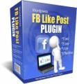 Facebook Like Post Plugin Personal Use Script