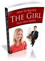 How To Become The Girls That Men Adore PLR Ebook