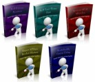 5 PLR EBooks Package V4 Plr Ebook