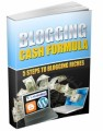 Blogging Cash Formula Mrr Ebook