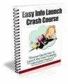 Easy Info Launch Crash Course Plr Autoresponder Messages