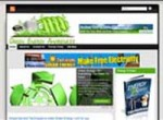 Green Energy Niche Blog Personal Use Template With Video