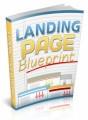Landing Page Blueprint PLR Ebook