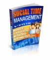 Social Time Management Resale Rights Ebook