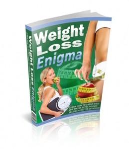 Weight Loss Enigma Plr Ebook