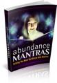 Abundance Mantras Give Away Rights Ebook