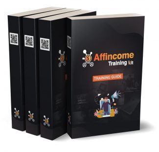Affincome Training Kit PLR Ebook With Audio & Video