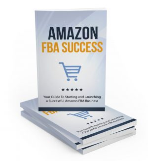 Amazon Fba Success MRR Ebook