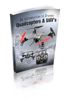 An Introduction To Drones Quadcopters And Uavs MRR Ebook