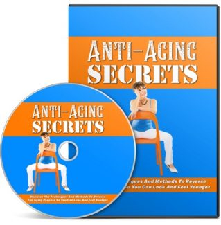 Anti Aging Secrets Video Upgrade MRR Video With Audio