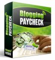 Blogging Paycheck MRR Ebook With Video