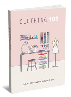 Clothing 101 MRR Ebook