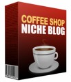Coffee Shop Niche Site Pack Personal Use Template