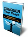 Conquer Your Fears MRR Ebook