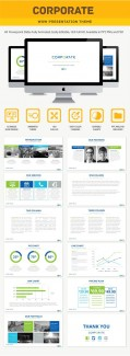 Corporate Theme Personal Use Template