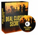 Deal Closing Secrets PLR Video With Audio