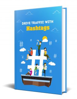 Drive Traffic With Hashtags PLR Ebook
