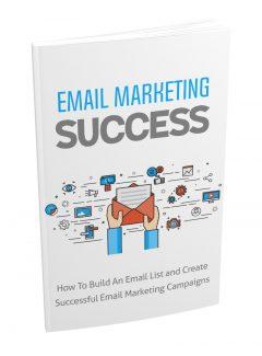 Email Marketing Success MRR Ebook