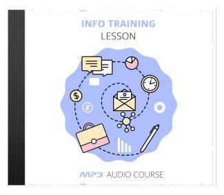 Info Training Lesson MRR Audio