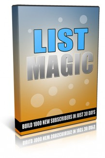 List Magic 2014 MRR Video With Audio