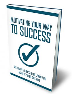 Motivating Your Way To Success MRR Ebook