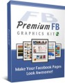 Premium Fb Graphics Kit 2 Personal Use Graphic
