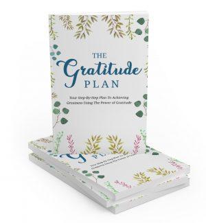The Gratitude Plan MRR Ebook