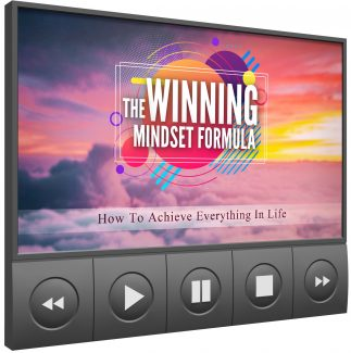 The Winning Mindset Formula Video Upgrade MRR Video With Audio
