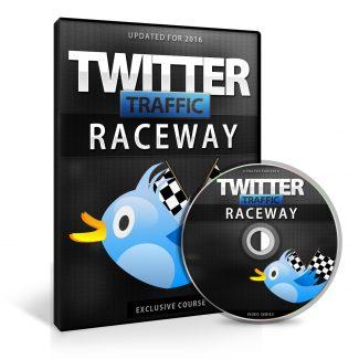 Twitter Traffic Raceway Upgrade MRR Video With Audio