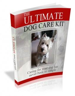 Ultimate Dog Care Kit MRR Ebook