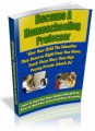 Become A Homeschooling Professor PLR Ebook