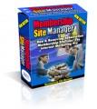 Membership Site Manager MRR Script