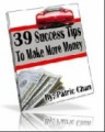 39 Success Tips Resale Rights Ebook