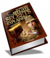 Affiliate Secrets Explained PLR Ebook