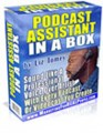 Podcast Assistant In A Box MRR Software