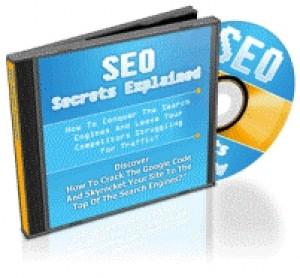 Seo Secrets Explained MRR Software