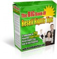 The Big Book Of Resell Rights Tips Resale Rights Ebook
