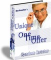 Unique One Time Offer Random Rotator MRR Software
