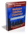 Customer Relations Newsletter PLR Autoresponder Messages