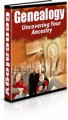 Genealogy - Uncovering Your Ancestry PLR Ebook