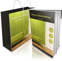 Home Decorating Package Resale Rights Ebook