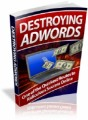 Destroying Adwords Plr Ebook