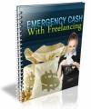 Emergency Cash With Freelancing PLR Ebook
