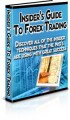 Insider's Guide To Forex Trading PLR Ebook