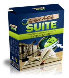 Instant Article Suite Mrr Software