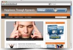 Hypnosis Niche Blog Personal Use Template