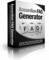 Accordion Faq Generator MRR Software
