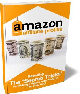 Amazon Affiliate Profits MRR Ebook