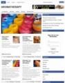 Aromatherapy Niche Blog PLR Template